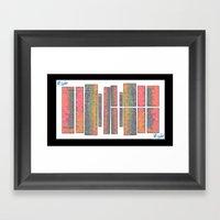 Hydros for 2 Framed Art Print