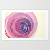 Ring Nebula I Art Print