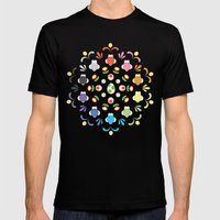 Yoshi Prism Mens Fitted Tee Black SMALL