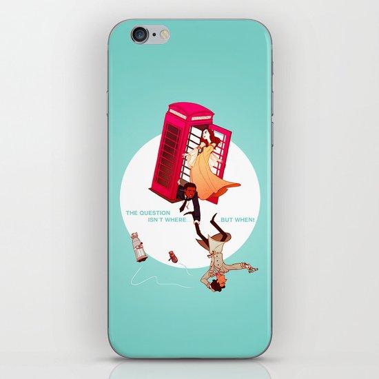 Blorgons! iPhone & iPod Skin
