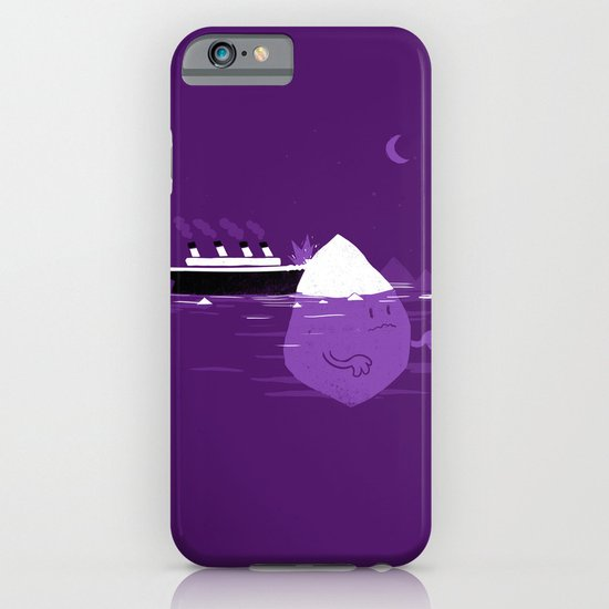 Rude Awakening iPhone & iPod Case