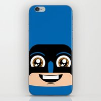 ADORABLE BAT iPhone & iPod Skin