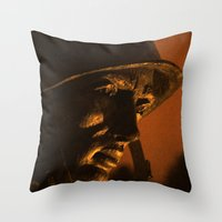 The Soldier's Heart Throw Pillow