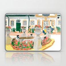 AFTERNOON TEA IN SURREY Laptop & iPad Skin