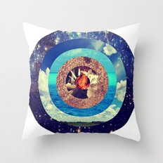 Sphere Of Dreams Throw Pillow