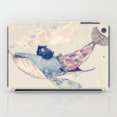 Pirate Whale iPad Case