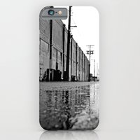 iPhone & iPod Case featuring Gritty urban alley by Vorona Photography