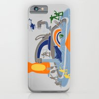 iPhone & iPod Case featuring Sink Sank Sunk by Brandon Ortwein