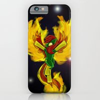 iPhone & iPod Case featuring Phoeny   Mutant Little Ponies by JEDArts by J. Eric Dunlap