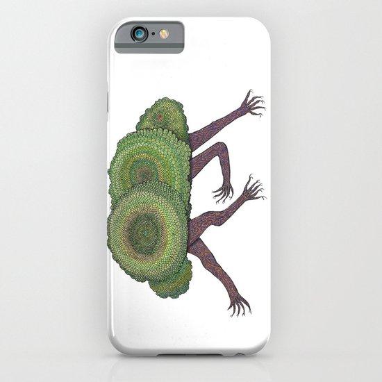 Creeping Shrubbery iPhone & iPod Case