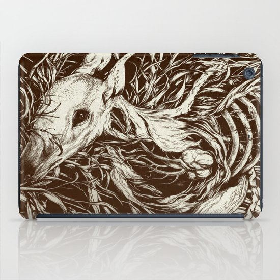 doe-eyed iPad Case
