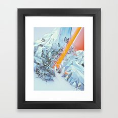 MAXX.STRUG (everyday 8.26.15) Framed Art Print