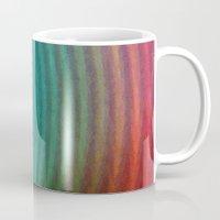 Rainbow Circles Mug