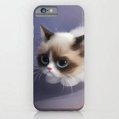 little grumpy things iPhone 6 Slim Case