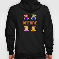 Super Mario Bros Before Hoes Hoody