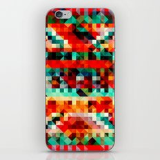 Geometric Pattern II iPhone & iPod Skin
