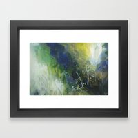 Galaxy No. 2 Framed Art Print