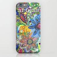Abstract Intense Bright iPhone 6 Slim Case