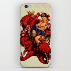ALL ABOARD! iPhone & iPod Skin