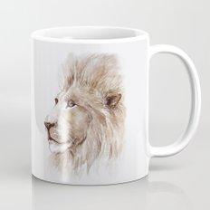 Wise lion Mug