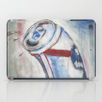Beer Can iPad Case