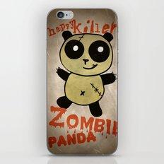 ZombiePanda iPhone & iPod Skin