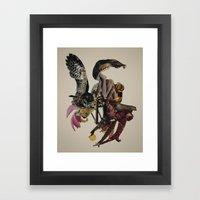 The Drain Framed Art Print
