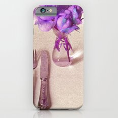 Tea for Two iPhone 6 Slim Case