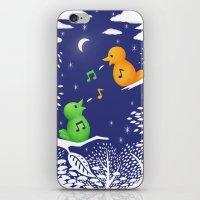 Heart Song iPhone & iPod Skin
