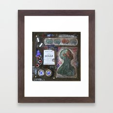 LEVEL 3 Framed Art Print