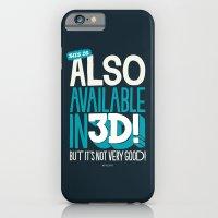ALSO IN 3D! iPhone 6 Slim Case