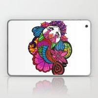 Koi Zentangle Laptop & iPad Skin