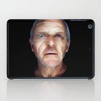 Anthony Hopkins iPad Case