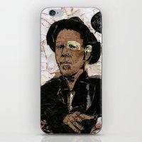 Tom Waits? iPhone & iPod Skin