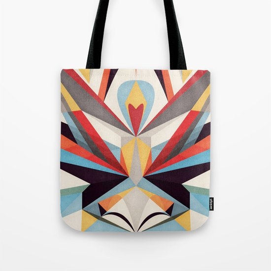 I Am Looking Tote Bag