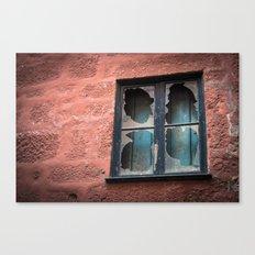 window of solitude  Canvas Print