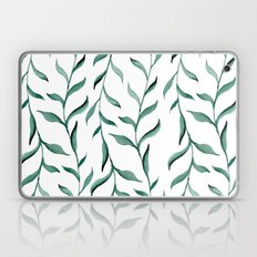 Blue Branches. Laptop & iPad Skin