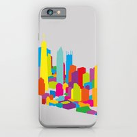 iPhone & iPod Case featuring New WTC Isometric by Glen Gould