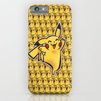 Pika Chu Pocket Monsters… iPhone 6 Slim Case