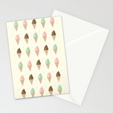 Ice Cream - Whipped Stationery Cards
