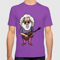Driving that Train Mens Fitted Tee Ultraviolet SMALL