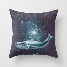 Cosmic Ocean #2 Throw Pillow