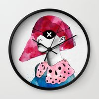 Patch Wall Clock