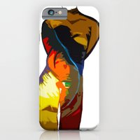 iPhone & iPod Case featuring Feather Love by Imperfections