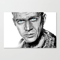The King Of Cool Canvas Print