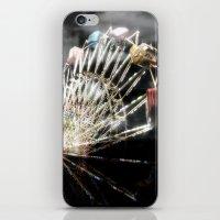 Circle Of Life iPhone & iPod Skin