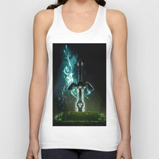 Savior of Hyrule Unisex Tank Top