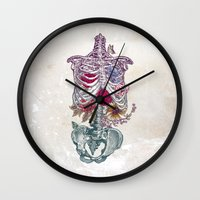 La Vita Nuova (The New Life) Wall Clock