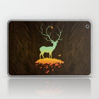 Fawn and Flora Laptop & iPad Skin