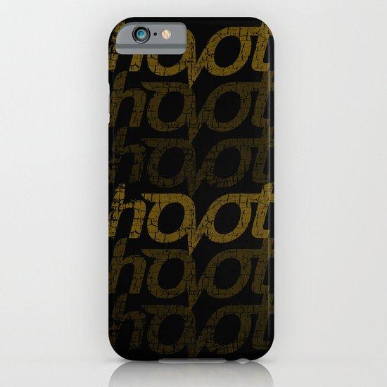 Hoot iPhone & iPod Case